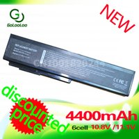 Wholesale Golooloo mAh Laptop Battery for ASUS A32 N61 L50 M60 M60J M70Sa SR N43J N43 N43SD SL N53 N53JF JG N61
