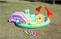 Wholesale Children s amusement pool garden