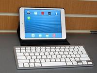 Wholesale Mini Bluetooth Wireless Ghz keyboard Ultra Slim Keys Smartphones Keyboard For iPhone Tablet iPad Windows Computer