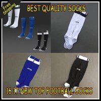 Wholesale 2016 juven tus adult soccer football socks juven home black away blue third white socks Football Soccer Sport Above Knee