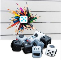 Wholesale 2016 Fidget Cube The pre sale of High Quality Fidget Cube Shipped In November The First Batch of The Sale Best Christmas Gift