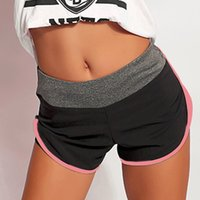 Wholesale Sport Shorts sexy woman Running shorts Women s Quick Drying Shorts Gym Workout Sports Pants for Summer Promotion