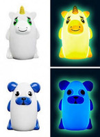 battery buddy - New Fashion Nightlights Bright Time Buddies Unicorn The Night Light Lamp You Can Take with You