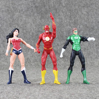 aquaman toy figure - oys Hobbies Action Toy Figures DC Comics Superheroes Justice League Superman Batman Wonder Woman The Flash Green Lantern Aquaman