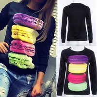 basic tee pattern - Ladies Print Pattern Long Sleeve Tops Womens Crew Neck Blouse Fashion Casual Graphic Pullover T Shirt Shirt Basic Tee