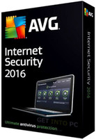 Cheap AVG Internet Security 2016 1 User 2 Year Serial Number Key License Activation Code Available to 2018 Full Version