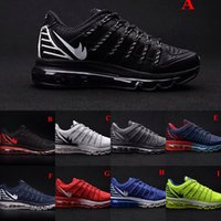 Wholesale High Quality Air Mesh Maxes White Colors Mixed shoes for Men or Women Sport Casual Jogging Running Sneakers maxes