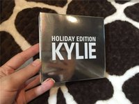 best christmas gift ideas - Best Selling Kylie Holiday Edition Kit Matte Liquid Lipstick Gloss Lipsticks Matte Lipstick Collection set For Christmas Gift from idea
