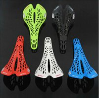bicycle cutout - Ultra light mountain bike cutout seatpad bicycle seat saddle tioga cushion Freeshipping