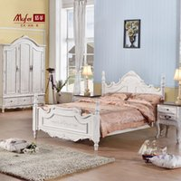 Wholesale America style color painting bed