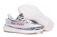 Wholesale New Boost French Monta SPLY V2 Zebra Men And Women Running Shoes New In Box