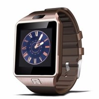 best connectivity quality - Best Quality HOT Android DZ09 SmartWatch Wearable Devices With Sim Card Slot Push Bluetooth Connectivity apple IOS PK GT08 Smart watch MZ2