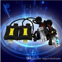 Wholesale 55W K H1 H3 H4 H7 H8 H9 H10 H11 HID Xenon Headlight Conversion Kit Dual Beam Slim Ballast