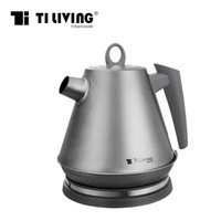 Wholesale High purity titanium electric kettle electric boiling pot