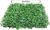 Wholesale 10 quot Square Shape Artificial Encryption Plastic Grass Mat Simulation Fake Plant Lawn X cm Turf For Home Garden Decorations