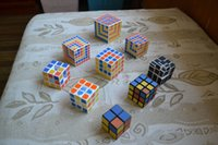 Wholesale RUBIC CUBE made in China with teaching files only one for sale once Not supported on behalf of the delivery