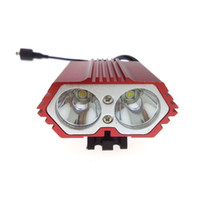 Wholesale 2016 new LM Bicycle Light C XM L T6 LED Bike Lamp With Mode v mah Battery Pack Charger