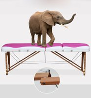 Wholesale High Quality Portable Momery Foam Massage Table Health and Beauty Care Massage Bed Weight Loss Slimming Massage Table