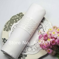 Wholesale Paper Napkin Rings for Wedding Party decoration Wedding Favors