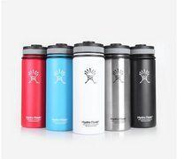 Water Bottles aluminum mugs - 20hours hot oz Hydro Flask Water Bottles Stainless Steel Tumbler Cups ml ml travel mug Thermal Insulation VS oz MUG