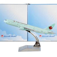air canada planes - Air Canada plane model Boeing cm Arplane Child Airplane Models Toys Birthday Christmas Gift For Mens