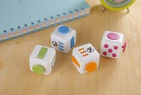 big desks - Top quality fidget cube toy games for kids and adults Desk Toys Children Christmas Gifts to Relieve Anxiety and Pressure Decompression Toy