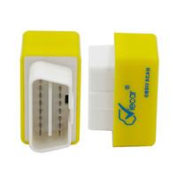 achat en gros de instruments yamaha-Viecar VC001-A ELM327 Bluetooth 2.0 OBDII véhicule instrument de détection V1.5 9 accord