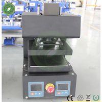 2 years air heat press - 2017 newest type rosin press machine PURE ELECTRIC Auto dual heat plates rosin heat press machine with LCD panel No air compressor needed