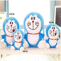 Wholesale Plush toy custom duo a dream dinghao cat cats blue fat man doll Valentine s Day children s gift