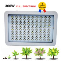 Wholesale New W LED Grow Light Full Spectrum LED Growing Plant Light Lamp Lights Fitolampy for Plants Flowering Growing Kits Growing