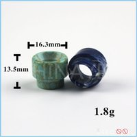 accessories distributors - 2015 new products distributors wanted turquoise drip tip for Kennedy rda atomizer electronic cigarettes accessory nice tips