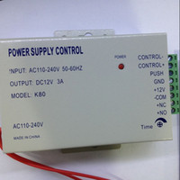 Wholesale DC V New Door Access Control system Switch Power Supply A AC V