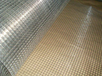 Wholesale Standard Heating Wire Mesh Welded Wire Mesh Galvanized Steel Wire Plain Weave Screen for Construction Mesh and Fence Netting