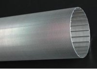 Wholesale Standard Stainless Steel Johnson Screen Wedge Wire Screen Wire Warpped Screen Dutch Weave for Filtration Industry