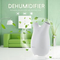 Wholesale Ultra mini Dehumidifier Touch screen Air Purification Multi mode Ultra quiet Air Dryer for Home ml Dehumidification Capacity
