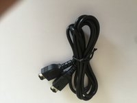 Negro 2 GBA Link Cable para Nintendo Gameboy Advance GBA SP 1.2M