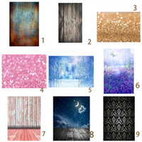 Wholesale 10 Styles x7ft Newborn Photo Foto Backdrop Photography Studio Background Hintergrund Stage Props