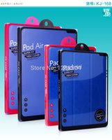 Wholesale Retail PVC Crystal Packaging Plastic Packages Bag For ipad air case mm for