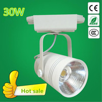 Wholesale Factory Price W High quality COB LED Track light Volt LED Wall Track lamp business lighting rail track CE ROHS