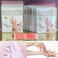 Wholesale pairs bag New Moisturizing Gloves hand skin care mask whitening products