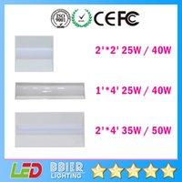 Wholesale ETL Listed SMD LED smart control W W ft ft V V V angle Led troffer retrofit kit