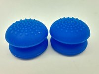Wholesale Brand new Silicone Analog Grips Thumbstick Thumb Sticks Extra High Enhancements Caps For PS3 PS4 XBOX360