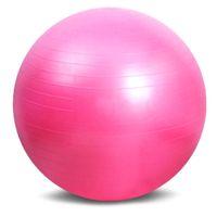 Wholesale cm Pilates Fitness Gym Yoga Ball for Sport Training Exercise Balance Gymnastic Yoga Exercise Fitness Training PVC Balls