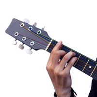 Wholesale S5Q One Set Colorful Color Premium Quality Strings Acoustic Guitar Accessory AAAGGI