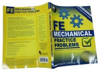 big problems - Big Sale FE Mechanical Practice problems For the Mechanical Fundamentals of Engineer DHL New Arrival Book