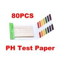 Wholesale pH Test Paper Full Range Strips Tester