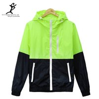 Wholesale Summer Outdoor Sports Jacket Hot Men And Women Running Zipper Hoodie Hot Unisex Training Clothing New Running Hoodie Sweatshirt
