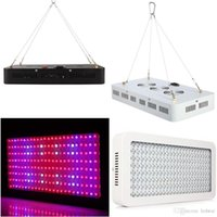 Wholesale Full spectrum LED grow light W W Double Chips LED Grow Lights indoor Hydroponic Systems Plants lamp for flowering and growing