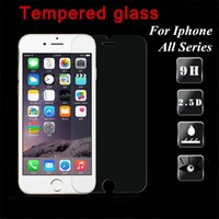 Wholesale 2017 new iphone7 tempered glass Screen Protectors nanostructured coating silicone coating without retail package