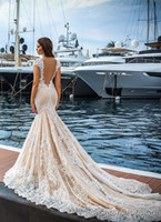 Cheap Trumpet/Mermaid mermaid wedding dresses Best Model Pictures 2017 Spring Summer 2017 wedding dresses